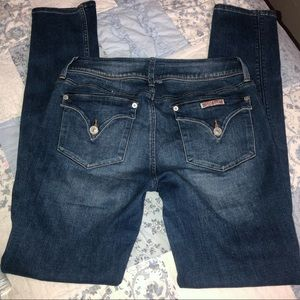New Hudson Collin Skinny Jeans, Size 28